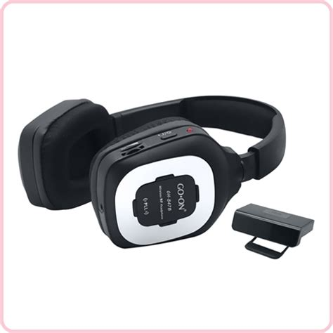 comfortable wireless headphones gh 847b comfortable headband wireless headphone for tv with crystal clear sound shenzhen go on
