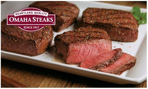 Omaha Steak Gift Card - image gallery omaha steaks