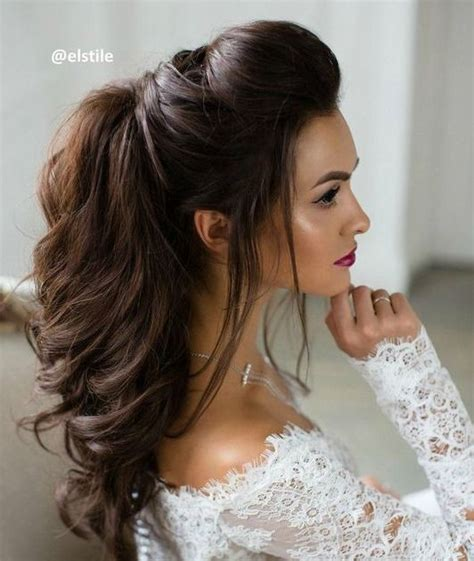 Bridal Hairstyles For Thick Hair by 25 Best Ideas About Hairstyles On