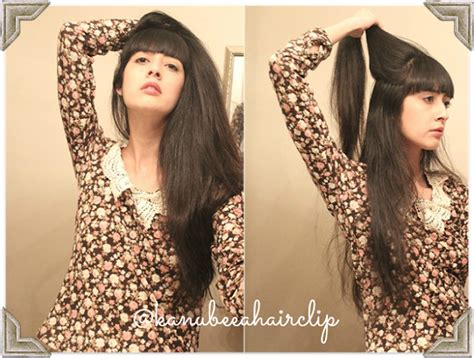tutorial rambut kondangan cara sanggul modern dari rambut sendiri