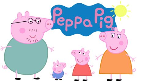 Armbanduhr Englisch by Peppa Pig Caron Episodes