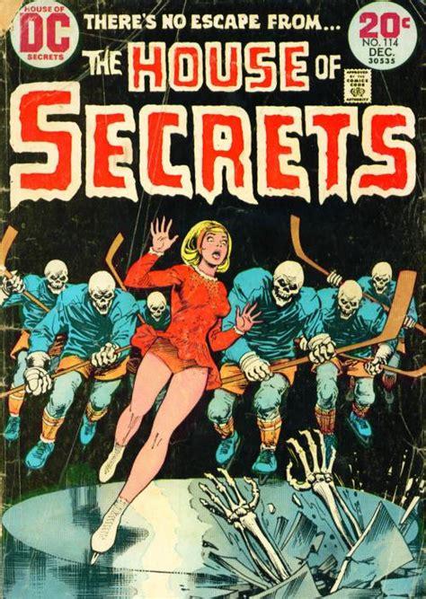 house of secrets house of secrets vol 1 114 dc comics database