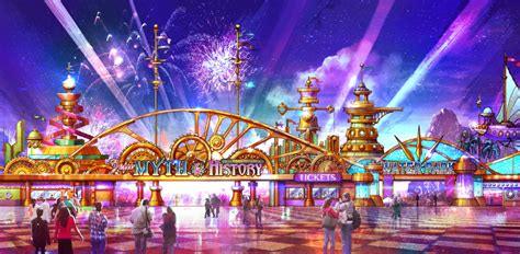 theme park facts 20 amazing new theme parks opening by 2020 theme park
