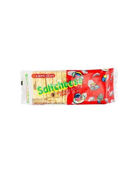 Khong Guan Crackers 200g khong guan crackers saltcheese regular pck 200g