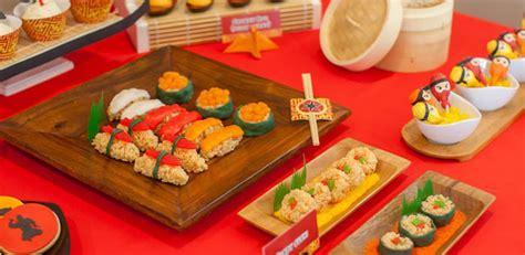 Karas Party  Ee  Ideas Ee   Japanese Inspired Ninja Party Karas