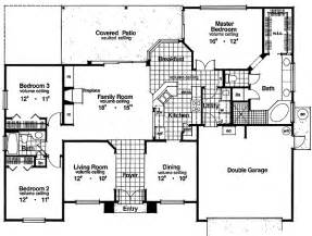 big houses floor plans big on spaces 6320hd 1st floor master suite butler