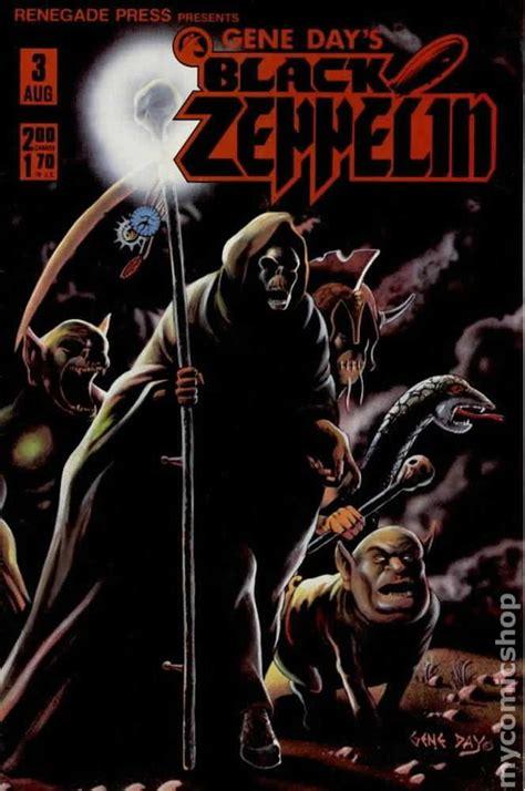 black zeppelin black zeppelin 1985 comic books