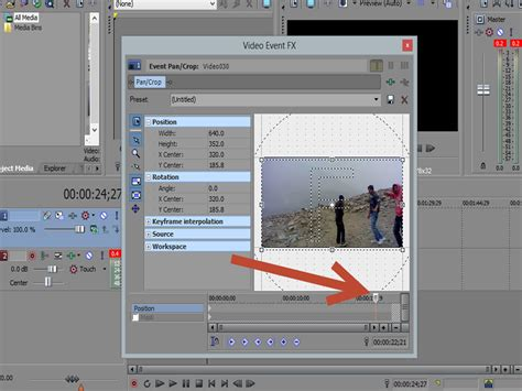 how to do clone effect in sony vegas pro 11 best tutorial how to animate an effect in sony vegas 4 steps with