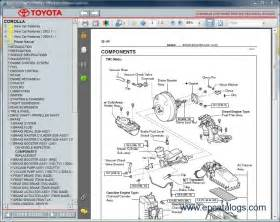 Toyota Repair Manual Toyota Corolla Repair Manual Cars Repair Manuals