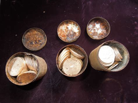 finds 1 400 gold coins on property fox40