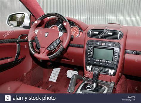 Auto Cockpit by Car Porsche Gemballa Cayenne Cockpit Dashboard No Property