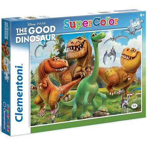 500 Jigsaw Puzzle Dinosaurs disney the dinosaur 104 puzzle clementoni