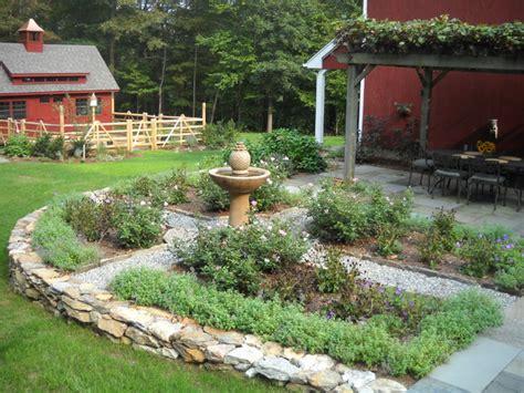 Garden Focal Point Ideas A Garden Is The Focal Point Of The Backyard Oasis
