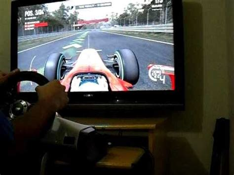 volante microsoft volante microsoft racing whell f1 2010