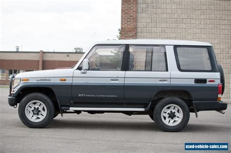 land cruiser for sale 1990 toyota land cruiser for sale in canada