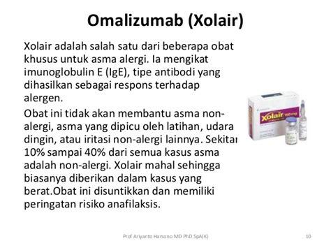 Obat Xolair by 9 Obat Untuk Mengobati Asma Alergi