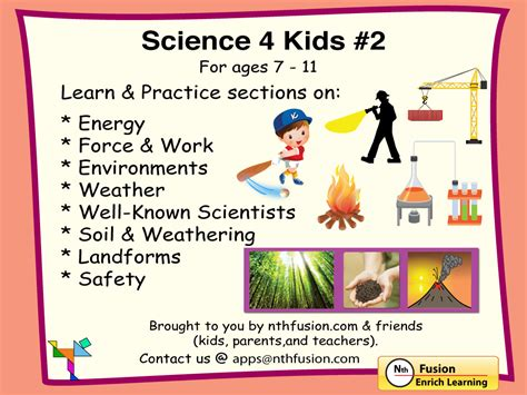 Science Adventure Motion And Energy Vol 4 science 4 volume 2 app for classroom and homeschooling of 3rd 4th 5th grade learn and