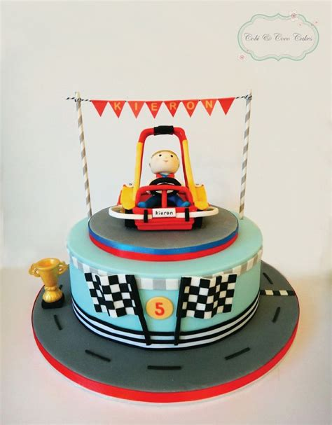 Cing Themed Cake Decorations by 146 Best Images About Go Kart Theme Ideas On