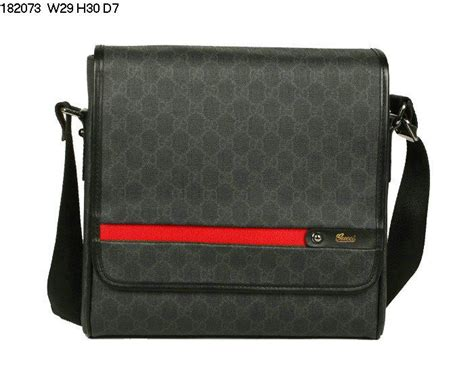 Tas Gucci Fantasia Black Edition cheap gucci 182073 new mens messenger bag black for sale 189 00 want to buy