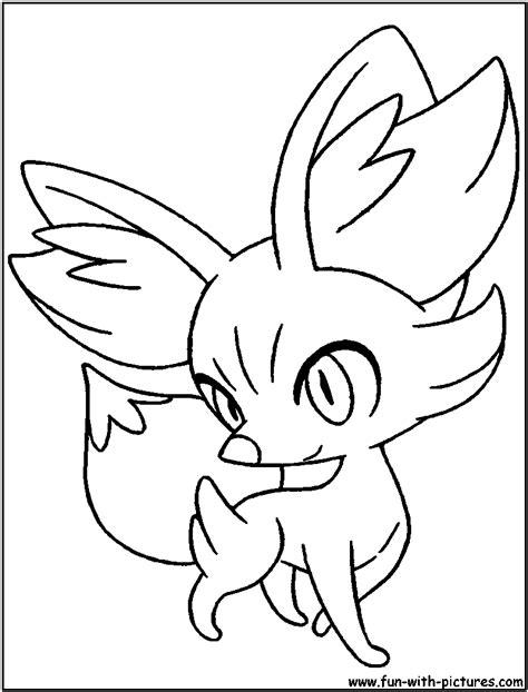 pokemon coloring pages fennekin pokemon fennekin coloring pages coloring pages