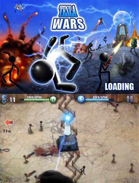 Tesla Wars Tesla Wars Tower Defense Iphone Ipod Touch Free For