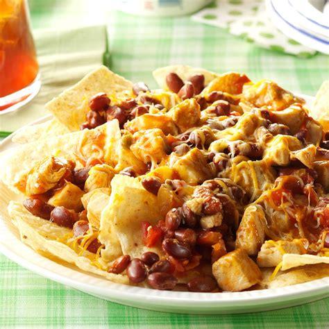 chicken chili nachos recipe taste  home