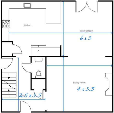 How To Measure Floor Plans by How To Measure Floor Plans 28 Images 100 How To