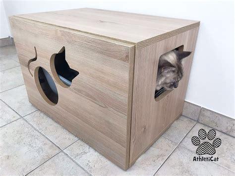 gatto mobili mobiletto per lettiera gatto athleticat