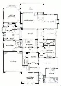 casita floor plans az trilogy at vistancia spiritus floor plan model with casita