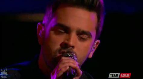 who sings true colors brendan fletcher sings true colors on the voice top 10