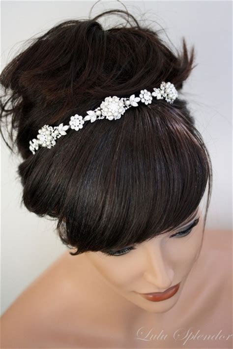 Vintage Hairstyle Wedding Hair Hairstylegalleries by Vintage Bridal Hair Hairstylegalleries