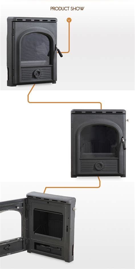 5kw cast iron craft stove fireplace insert view craft
