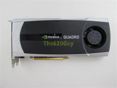 Nvidia Quadro 6000 hp 616078 001 nvidia quadro 6000 6gb ddr5 384bit pcie x16