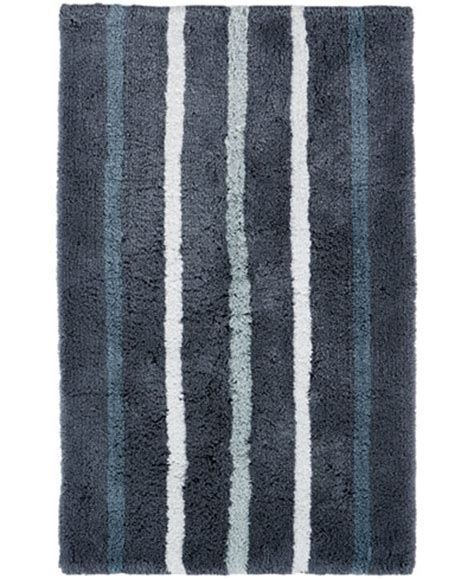 macys bathroom rugs hotel collection 30 quot x 50 quot contrast stripe rug only at
