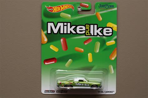 Wheels 71 El Camino Mike And Ike wheels 2014 pop culture just born mike and ike 71 el camino