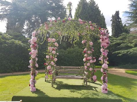 Wedding Arch Gazebo by Secondhand Prop Shop Wedding Arch Stunning Metal