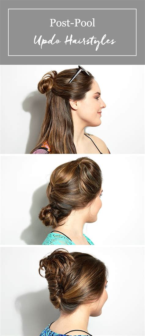 easy hairstyles for medium wet hair 25 best images about hair styles on pinterest for women