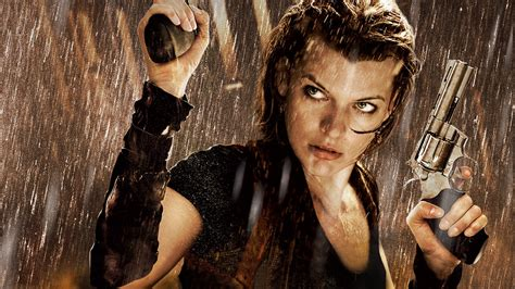 milla jovovich in the walking dead my letters zombies attack