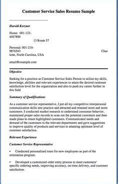 resume sles for customer service and sales sle of airline pilot resignation letter http
