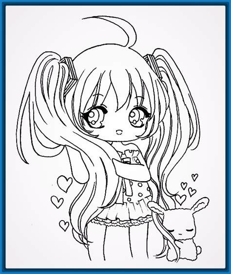 imagenes para dibujar anime mu 241 ecas anime para dibujar faciles archivos dibujos