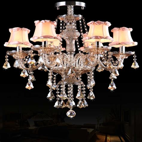 Chandelier Nyc Creative Co Op Uptown Iron Frame With Crystals 9 Light