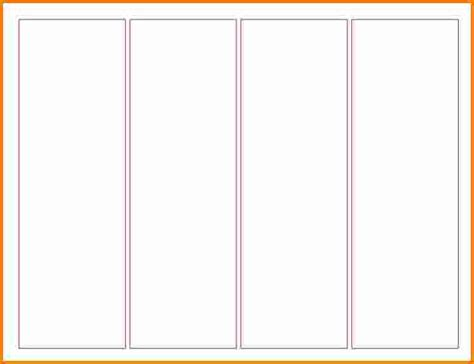 Word Bookmark Template 8 bookmark template word cashier resume