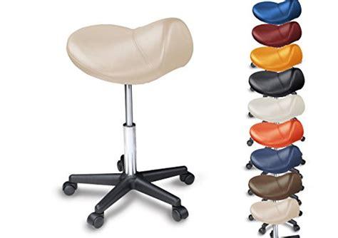gas lift stool on wheels saddle stool on wheels for all floors ergonomic height