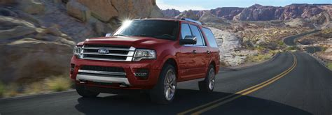 ford expedition specs 2018 ford expedition features and specs