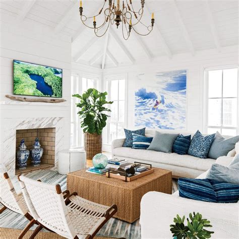 beach decor ideas living room 17 best ideas about coastal living rooms on pinterest