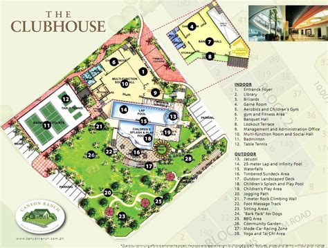 House Design Floor Plan Philippines real estate home lot sale at canyon ranch clubhouse