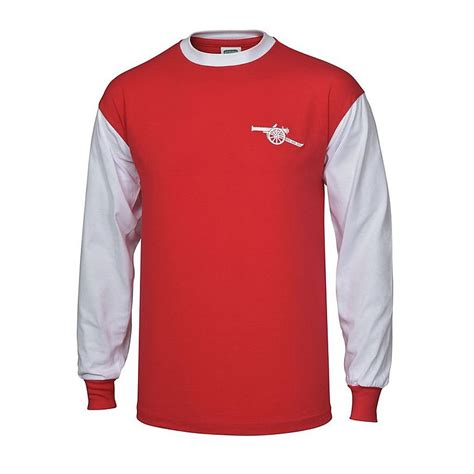 T Shirt Casual Arsenal arsenal 70s sleeve home shirt official store