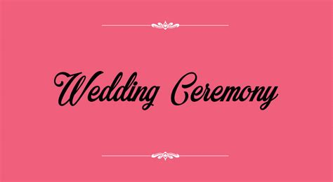 Wedding Font Logo by Top 15 Free Wedding Fonts To Design Great Invitation Card