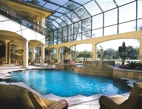 luxury home plans with pools sater design for a mediterranean pool with a courtyard and sater design collection s 6935 quot casa
