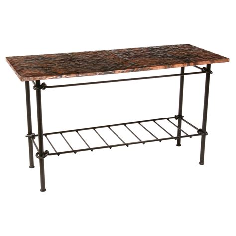 Iron Console Table Knot Console Table 901140 4 Jpg